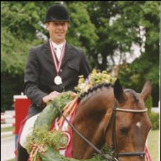 Winner of the Danish Championship Paavo 1997.